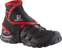 Salomon Trail High Gaiters black S | EU 38,5-40 2020 Skotillbehör