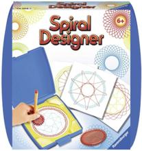 Spiral-Designer Mini - Blue