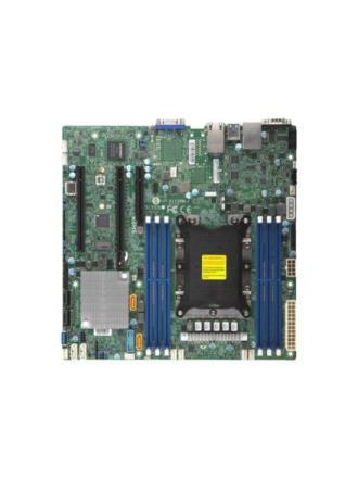 X11SPM-F C621 DDR4 M2 MATX CPNT Bundkort - Intel C621 - Intel Socket P socket - DDR4 RAM - Micro-ATX