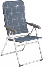 Outwell Campingstol Fergus blå 65x65x103 cm 410066