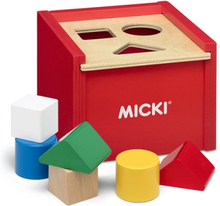 Micki Leksaker Micki, Plocklåda Classic