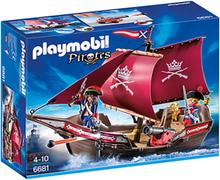 Playmobil Pirates, Kanonskepp med soldater