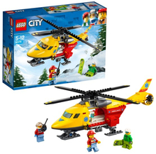 LEGO City Great Vehicles 60179, Ambulanshelikopter