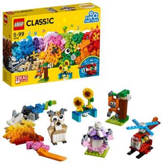 LEGO Classic 10712, Klossar och kugghjul
