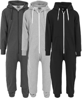 Urban classics - svett jumpsuit jumpsuit jogging suit