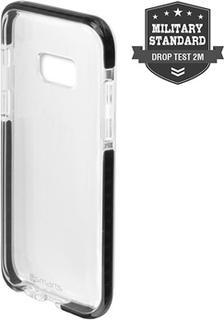 4smarts Airy-Shield Samsung Galaxy A3 (2017) cover / etui - Sort
