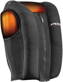 Ixon IX-Airbag U03 Airbag Vest Svart Orange XL