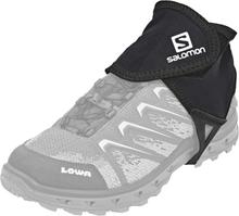 Salomon Trail Low Gaiters black M | EU 40,5-42,5 2020 Skotillbehör