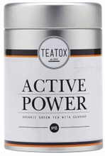 Teatox Power Detox Bio Fitness Tee 50 g