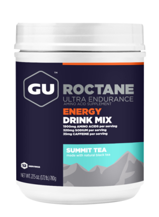 GU Energy Roctane Ultra Endurance Energy Drink Urheiluravinto Summit Tea 780g 2019 Lisäravinteet
