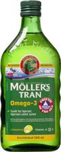Möllers Tran mit Zitrusgeschmack 500 ml
