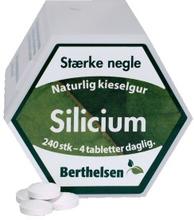 Berthelsen Silicium 20 mg 240 stk
