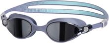 speedo Virtue Svømmebriller Damer, vita grey/smoke 2019 Svømmebriller