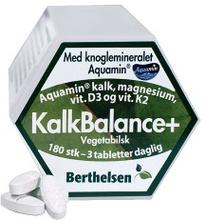 Berthelsen Calcium Balance Pflanzlich 180 stk