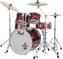 Pearl Export EXX Studio drumset - Black Cherry Glitter