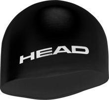 Head Silicone Moulded Cap black 2020 Badehetter
