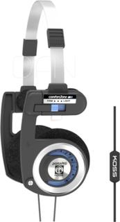 Koss Porta Pro with Micro schwarz