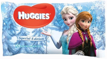 Huggies Disney Frozen Wipes 56 stk