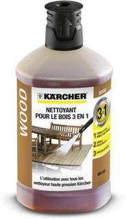 Kärcher Plug'n'Clean Wood. 4 stk. på lager