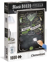 1000 pcs- CHALKBOARD Puzzle Cheers