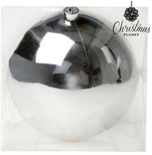 Julgranskula Christmas Planet 7605 20 cm Silvrig