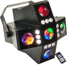 Ibiza Cross Gobo LED
