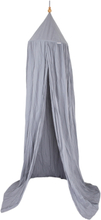 Filibabba sänghimmel - grå (250 cm)