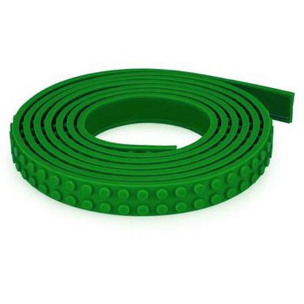 Mayka byggeklodstape S 1m Mørkegrøn - Lekmer