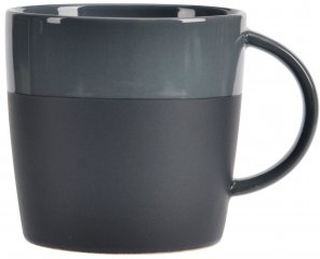 Mowco kaffekopp mörkgrå
