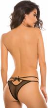 Allure: Naughty Vanilla Panty, One Size