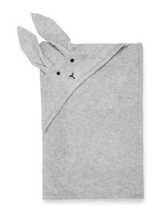 Willie Knit Blanket