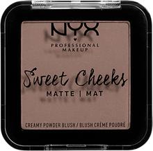 Sweet Cheeks Creamy Powder Blush Matte So Taupe -