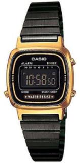 Casio Damenchrono Casio collection retro LA670WEGB-1BEF
