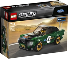 75884 LEGO Speed 1968 Ford Mustang Fastback