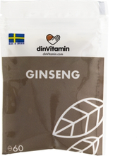 Ginseng 60-pack 60-pGinseng Replace: N/A Ginseng 60-pack