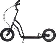 "STIGA - Air Scooter 12"" (Svart)"