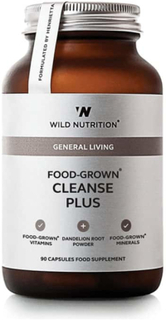 Wild Nutrition Cleanse Plus, 90kps