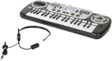 Stage, Keyboard med discoljus