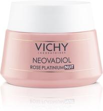 Vichy Neovadiol Rose Platinium Nattkräm. 50 ml.
