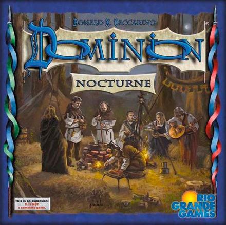 Dominion Nocturne Expansion Utvidelse til Dominion