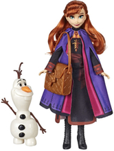 Frozen 2 Storytelling Docka A.