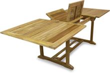 Förlängningsbart teakbord - Kalmar