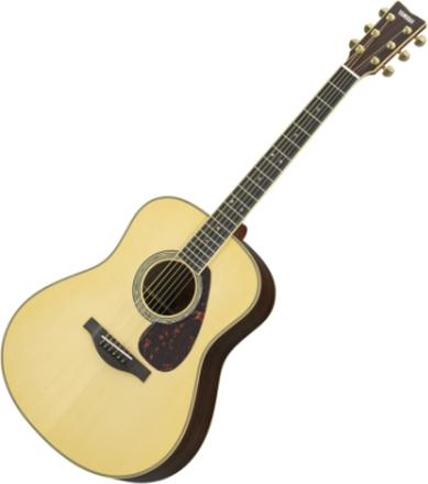 Yamaha LL16 Western Guitar - Natural