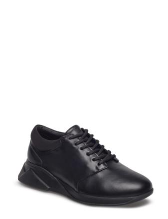 Force Derby Shoe Wmn Lave Sneakers Svart ROYAL REPUBLIQ