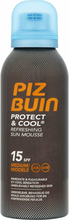 Piz Buin Protect & Cool Mousse SPF15 150ml