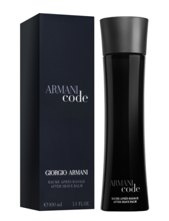 Armani Code Men After Shave Balm 100 Ml