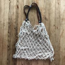 Cedon - Net bag - Hvit/Beige