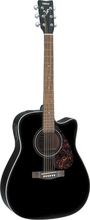 Yamaha FX370C Electric Acoustic Guitar - Black