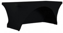 EXPAND XPTOS Deskcover one side open black