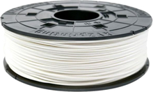 XYZprinting da Vinci ABS-filament, påfyllning, 1,75 mm, 600 g, vit